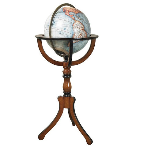 AM Standing Library Globe GL047