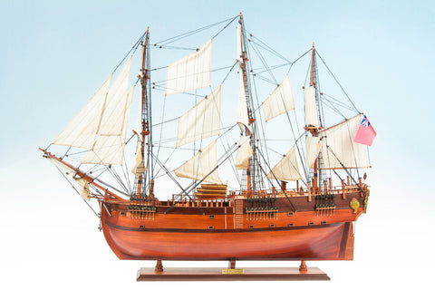 HMB Endeavour Ship Model Large-The Best Handy Crafts