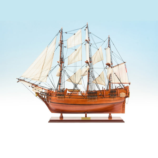 HMS Bounty Ship Model Large-The Best Handy Crafts