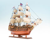 HMS Victory Ship Model Medium-The Best Handy Crafts