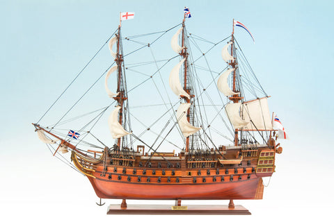 HMS Victory Ship Model Large