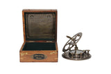 Gilbert & Sons Sundial And Compass-The Best Handy Crafts