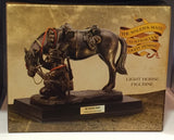 The Waler's Mate Light Horse Figurine
