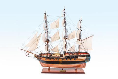 HMS Investigator Ship Model-The Best Handy Crafts