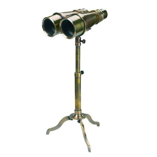 Authentic Models-Victorian Binoculars with Tripod-KA025-The Best Handy Crafts