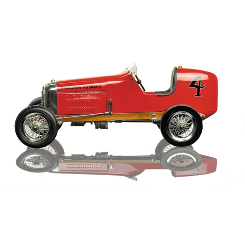 AM Bantam Midget Red Automobile Model PC012