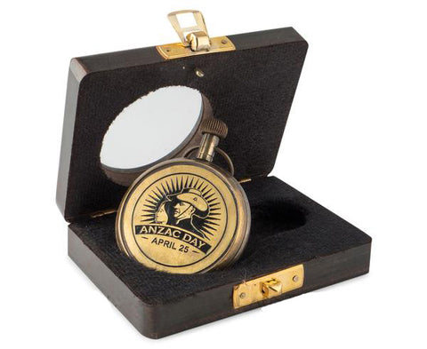ANZAC Day Tribute Pocket Watch