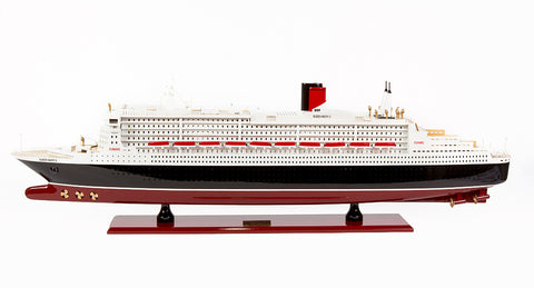 Queen Mary II Cruise Model