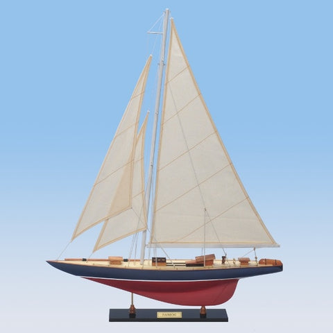 Rainbow Yacht Model-The Best Handy Crafts