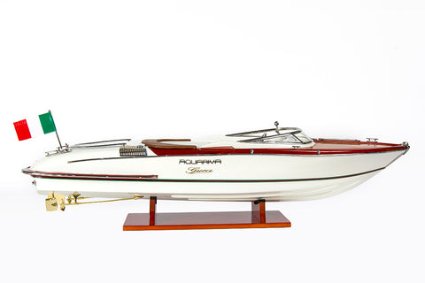 Riva Aquariva Gucci Boat Model-The Best Handy Crafts