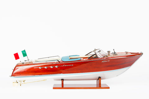 Riva Aquarama Lamborghini Boat Model-The Best Handy Crafts