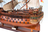 San Felipe Ship Model-The Best Handy Crafts