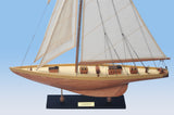 Shamrock Yacht Model-The Best Handy Crafts