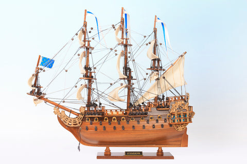 Soleil Royal Ship Model-The Best Handy Crafts