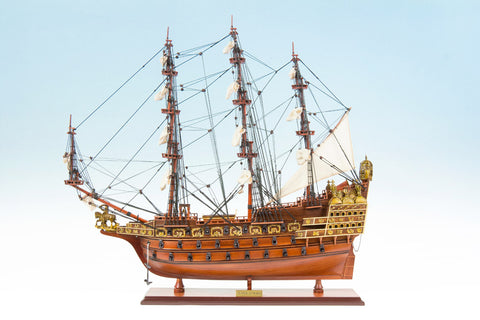 Sovereign of the Seas Ship Model