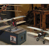 AM Spad XIII Classic Airplane Scale Model AP413 2