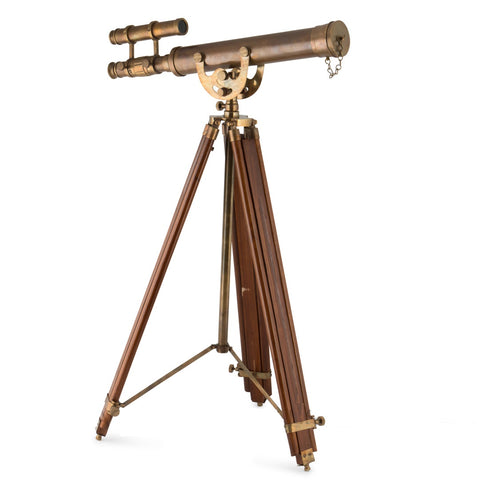 Double Barrel Telescope With Tripod Stand TN111