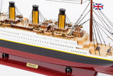 RMS Titanic Cruise Model - More Detailed-The Best Handy Crafts