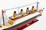 RMS Titanic Cruise Model - More Detailed