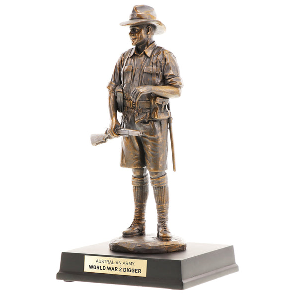 WW2 Digger Figurine-The Best Handy Crafts