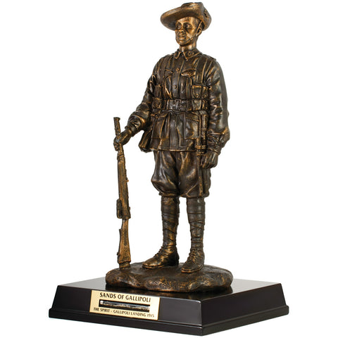 Master Creations-Gallipoli Digger Figurine-MS16255L-The Best Handy Crafts