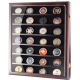 Challenge Coin Display Case-The Best Handy Crafts