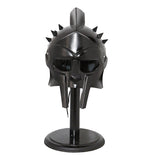Treasure Imports Black Gladiator Helmet With Spikes TI-H104