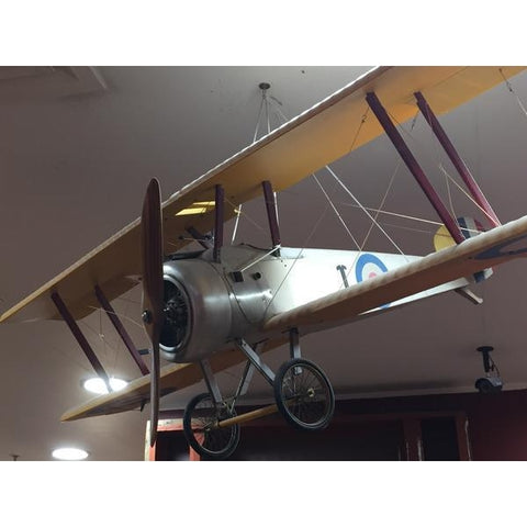 Am Sopwith Camel Airplane Scale Model Large Ap502 The
