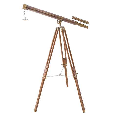 Double Barrel One Meter Telescope On Tripod-The Best Handy Crafts