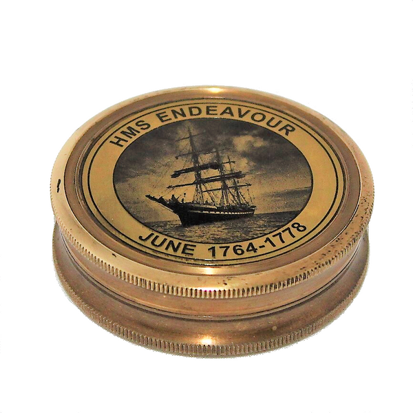 HMS Endeavour Compass-The Best Handy Crafts