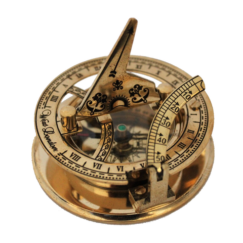 West London Small Sundial And Compass-The Best Handy Crafts