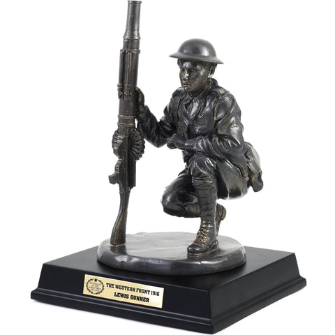 Master Creations-To The Western Front 1916 Figurine-MS34980L-The Best Handy Crafts