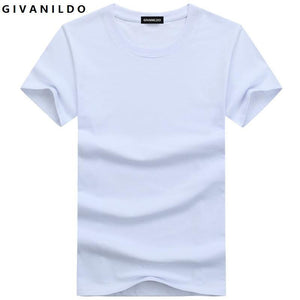 Blank Fitted T-Shirt
