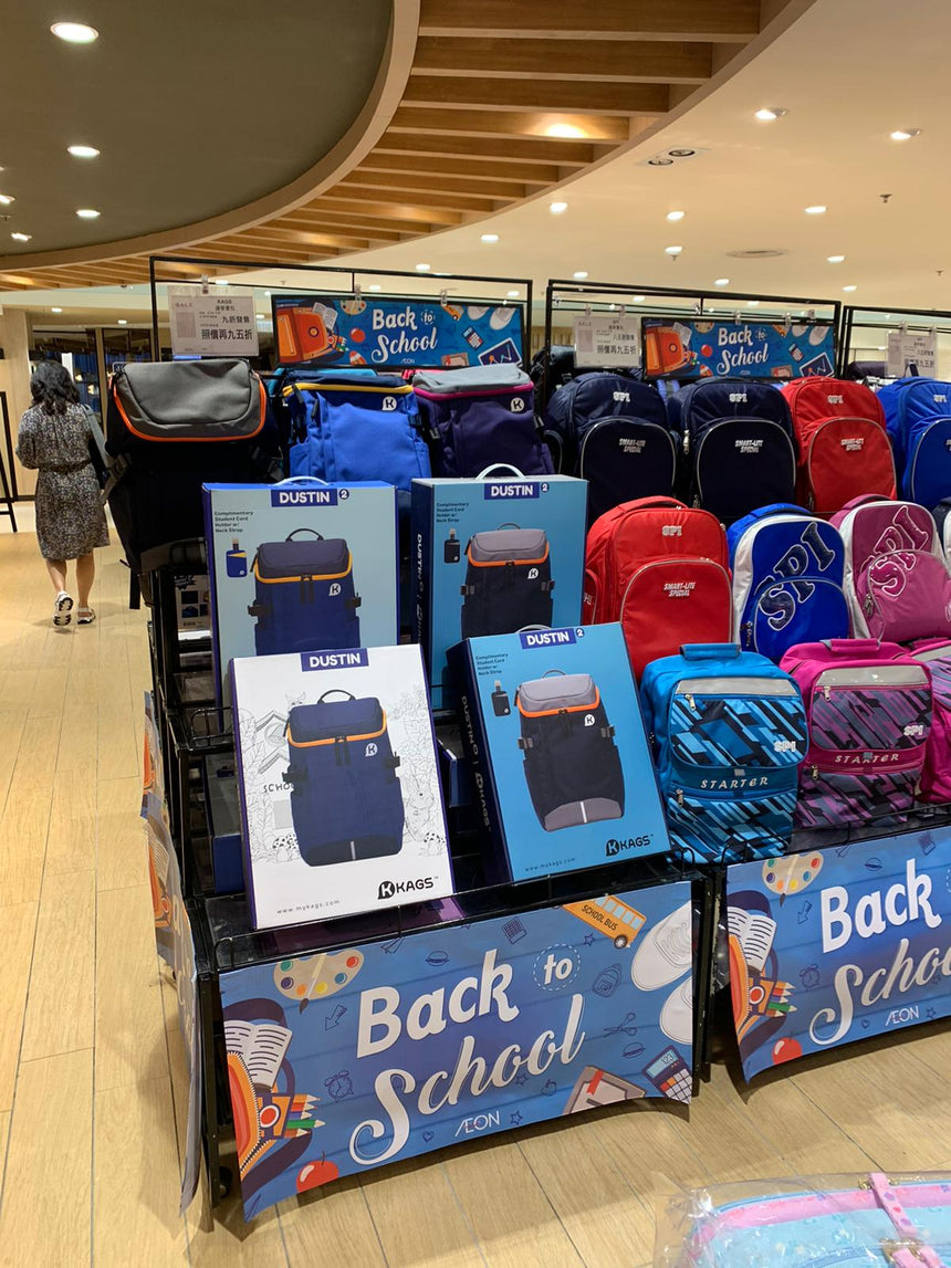 2020 Back to School has already started in Aeon!