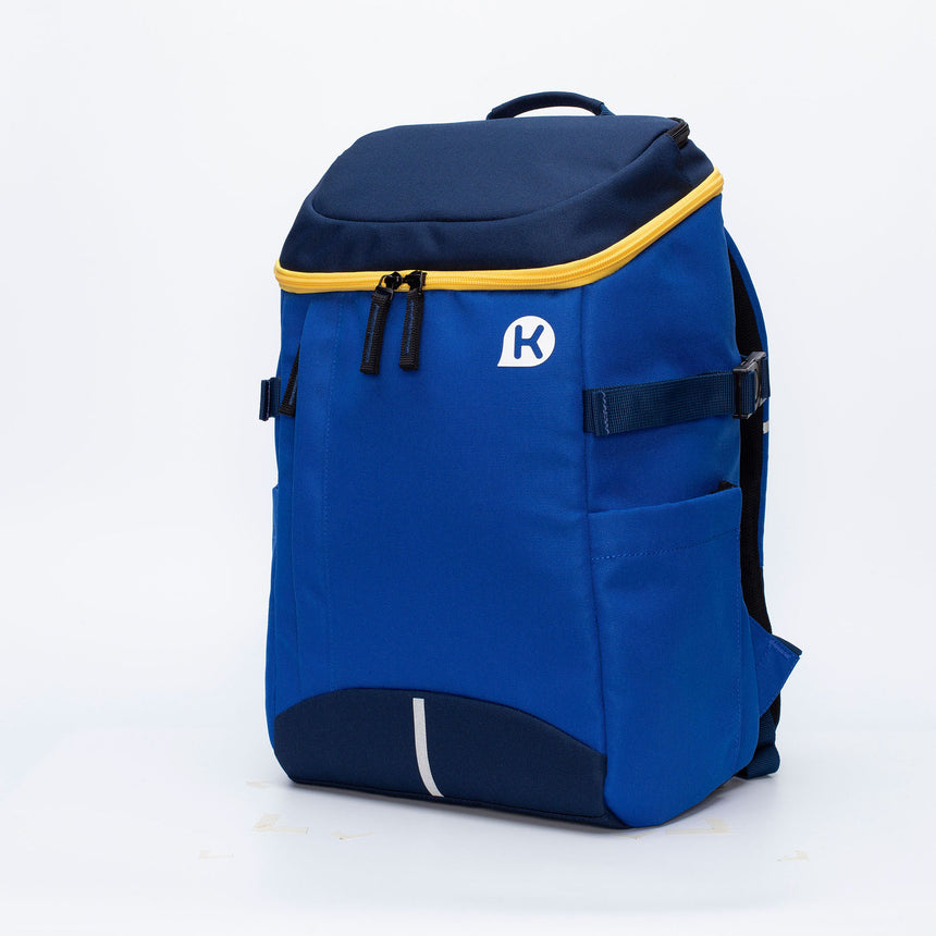 DUSTIN Series 2 Ergonomic School Backpack for Primary School Pupils - Blue