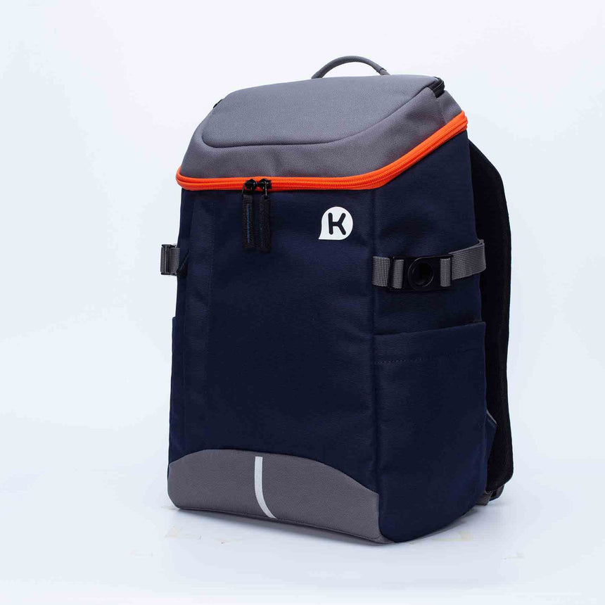 DUSTIN Series 2 Ergonomic School Backpack for Primary School Pupils - Midnight Blue