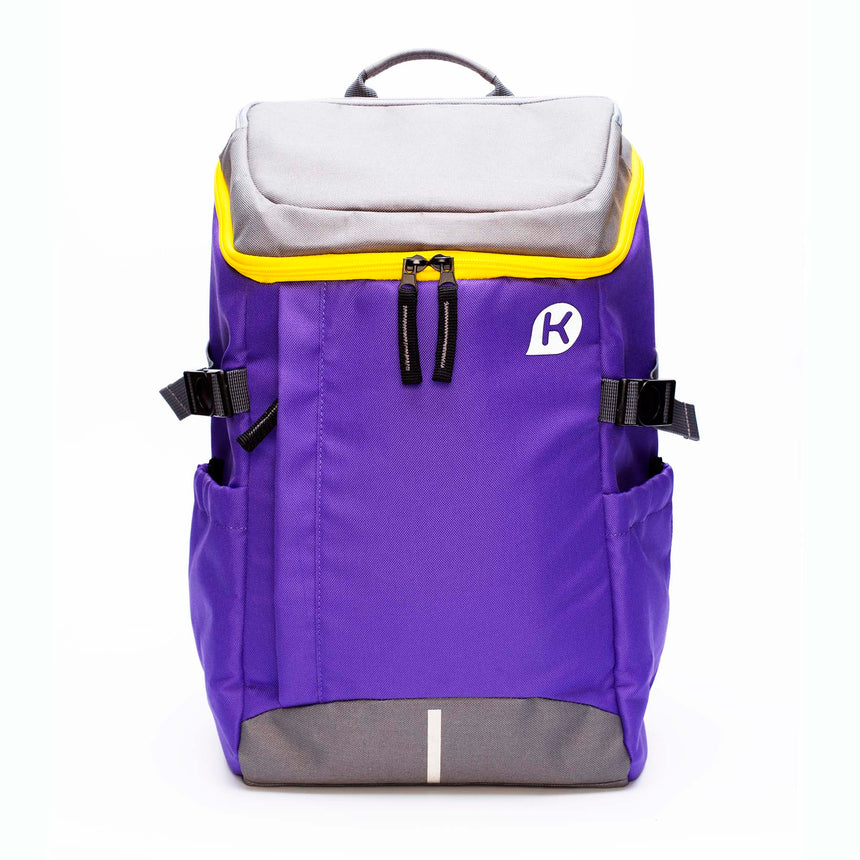 DUSTIN Series Ergonomic School Backpack for Primary School Pupils - Purple