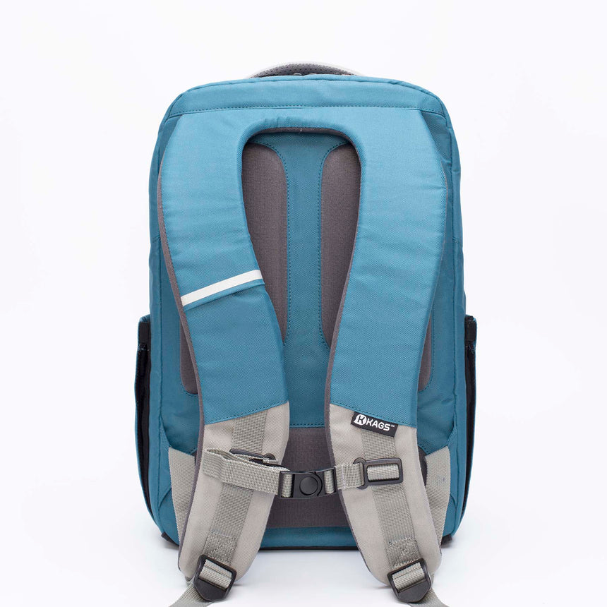 ELGIN Series Ergonomic School Backpack for Primary School Pupils - Cyan