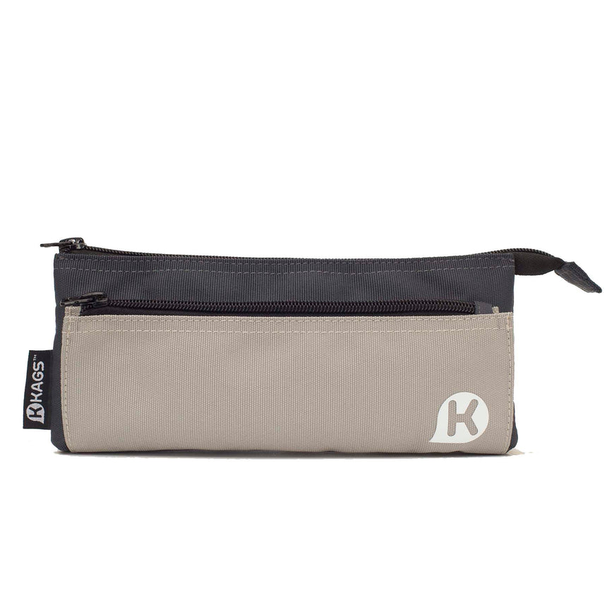 ASHTON Series 5-Pocket Pencil Case - Charcoal