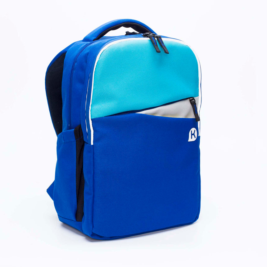 ASHTON Series 2 Ergonomic School Backpack for Primary School Pupils - Blue