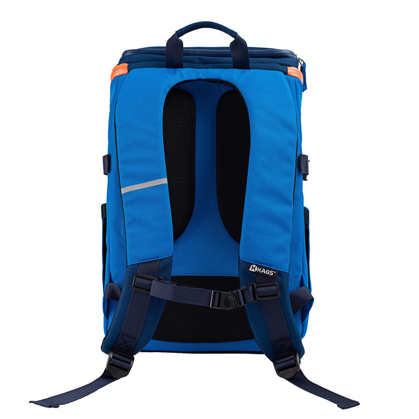 ASHTON Series 4 Ergonomic School Backpack for Primary School Pupils - Blue