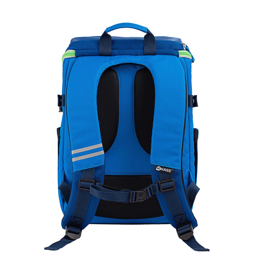 DUSTIN Series mini Ergonomic School Backpack for Primary School Pupils - Blue
