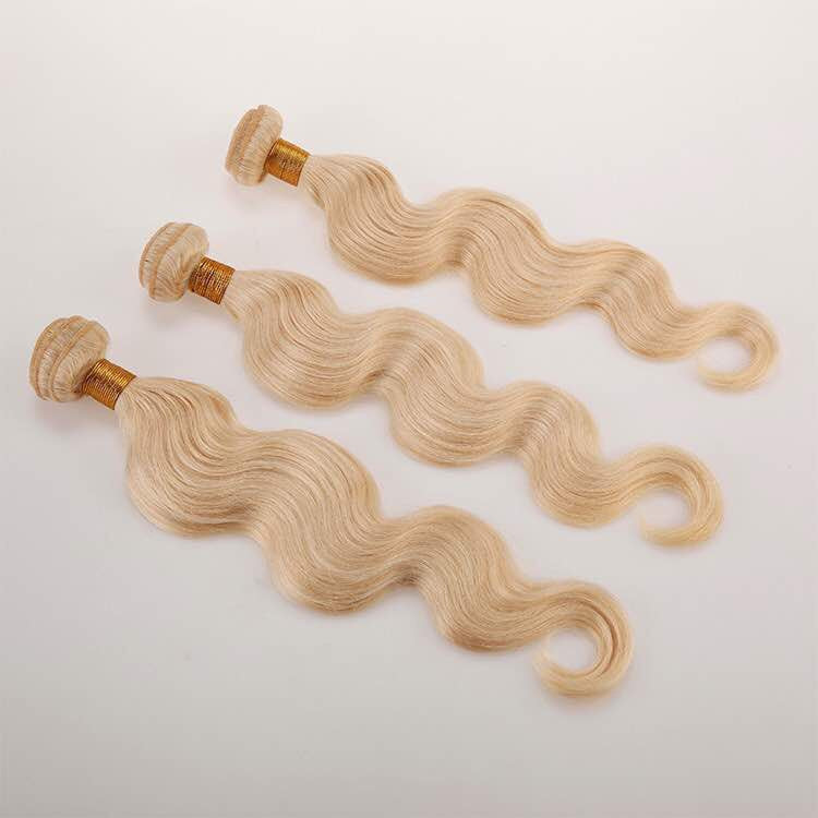 Russian Blonde Brazilian Hair