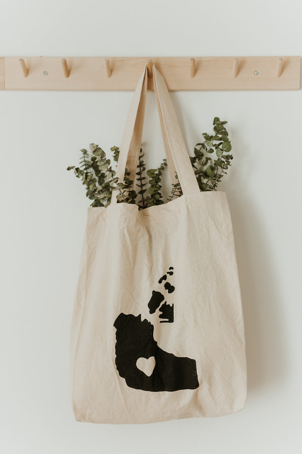 NORTH WEST TERRITORIES Tote Bag