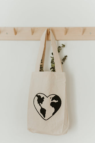 LOVE OUR PLANET Mini Tote Bag