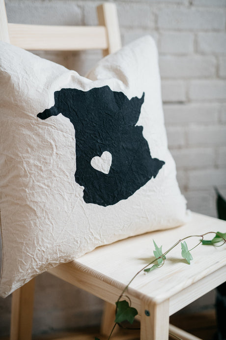 NEW BRUNSWICK Pillow Cover