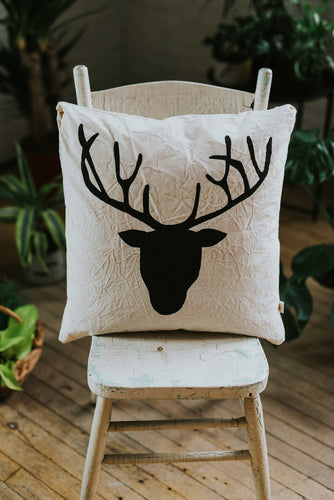 CARIBOU Pillow Cover