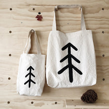 Pine Mini Tote Bag