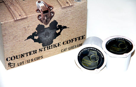 Counter Strike Coffee CAF grenades KCup