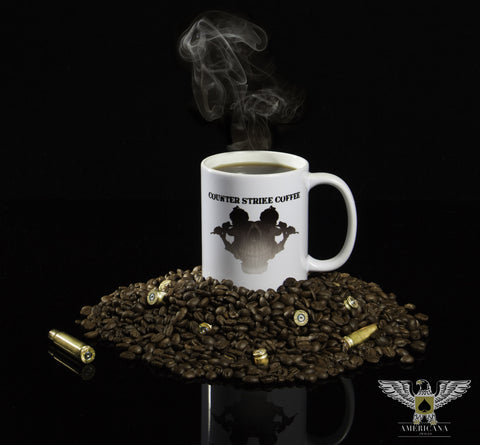COUNTER STRIKE COFFEE CIRCLE GAME COFFEE MUG